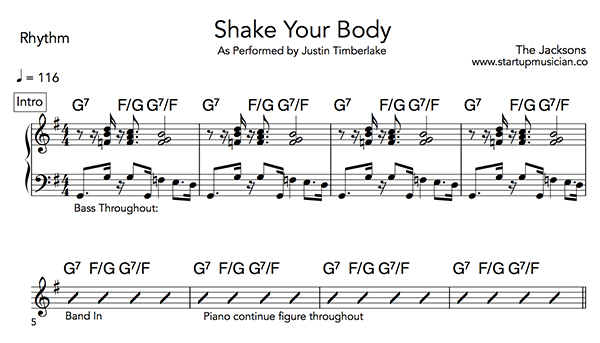 Shake Your Body from StartupMusic.co